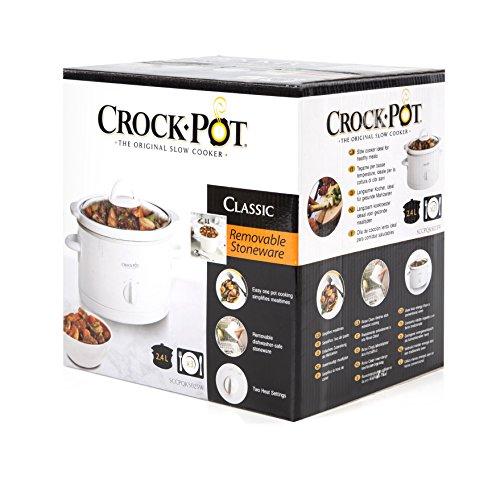 Crock-Pot SCCPQK5025W