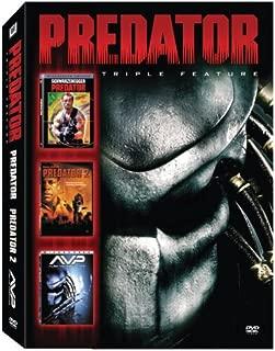 Predator Triple Feature: (Predator/ Predator 2/ AVP: Alien vs. Predator)
