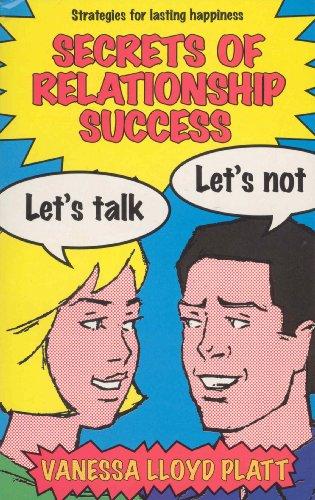 Secrets of Relationship Success (English Edition) PDF Books