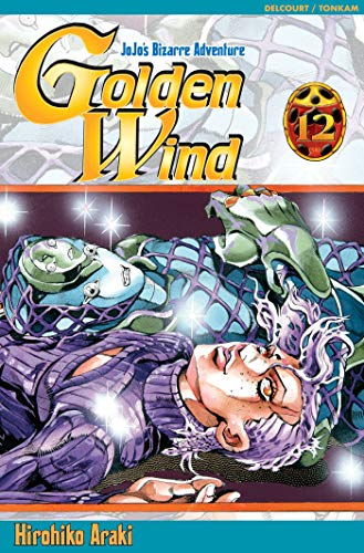 Jojo's - Golden Wind T12