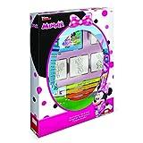 Disney Box Minnie Mouse Juego para niños de Sellos y rotuladores para pintar