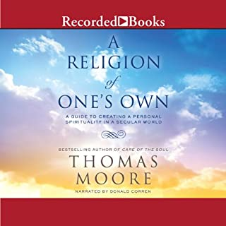A Religion of One's Own audiobook cover art