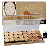 Multi-tasking skin perfector withaddededsanake venom-like peptide Bronze,Concealer,Face Concealer ,Contour Cream,Cream Palette,Highlight Visibly minimizes the appearance of fine lines & wrinkles. Helps smooth skin while increasing firmness. Deliberat...
