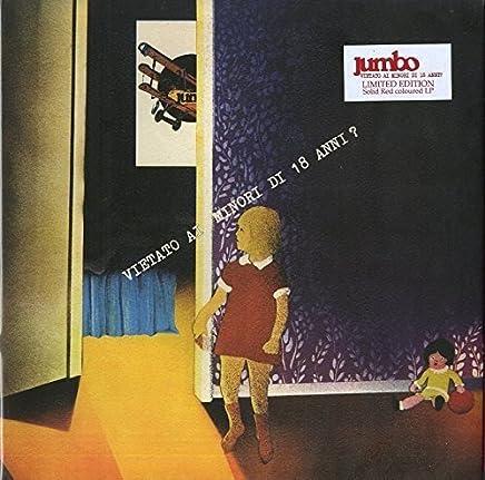 Vietato Ai Minori Di 18 Anni? (Red Vinyl)