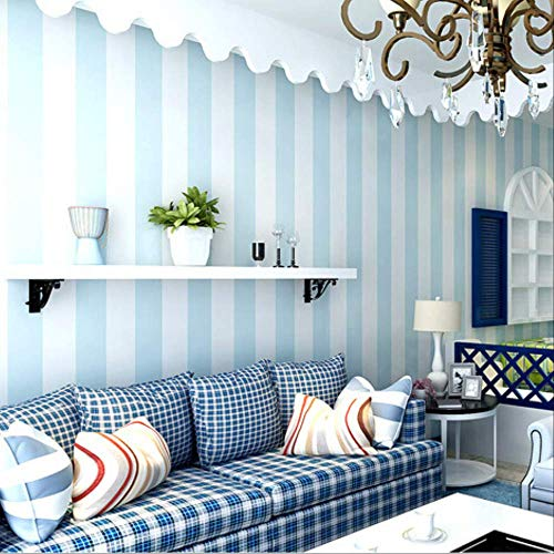 libby-nice Modern Striped Non-woven Wallpaper Living Room Bedroom Background Wall Papper, For Living Room Wall Paper C