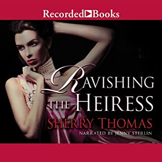 Ravishing the Heiress audiobook cover art