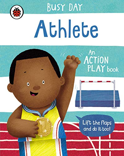 Busy Day: Athlete: An action play book