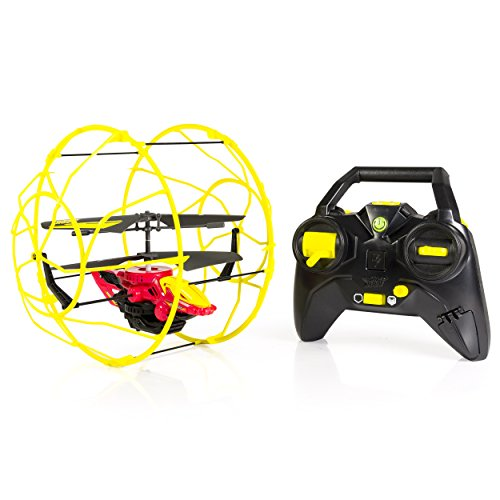 Air Hogs RC Rollercopter - Yellow/Red