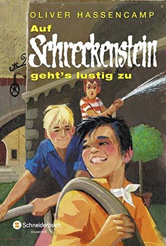 Auf Schreckenstein geht's lustig zu (Burg Schreckenstein, Band 2)