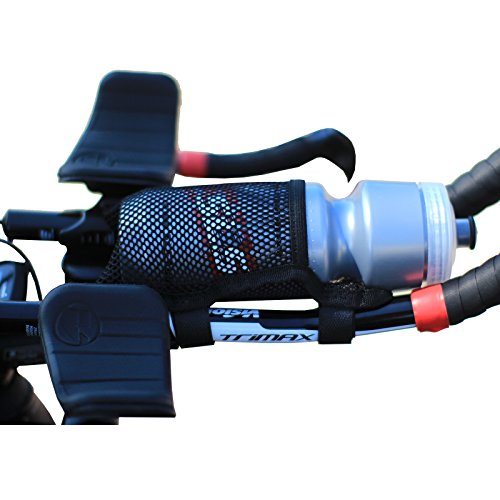 SLS3 AERO Speed Hammock | Front Hydration System/Aero Bars Water Bottle Holder | Triathlon | Time Trial | TT