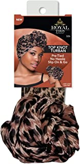Evolve Evolve top knot turban