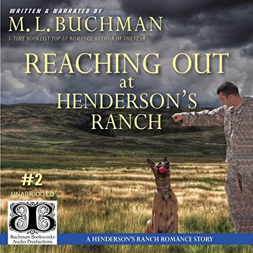 Reaching Out at Henderson's Ranch cover art