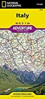 National Geographic Adventure Map Italy