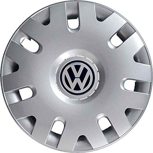 Juego de 4tapacubos de 35,5 cm (14pulgadas), para Volkswagen Polo desde 2002, no originales