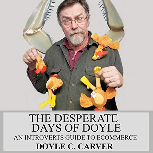 The Desperate Days of Doyle  By  cover art