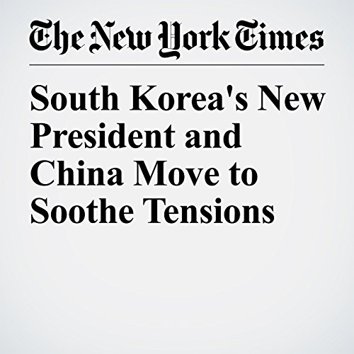 South Korea's New President and China Move to Soothe Tensions copertina