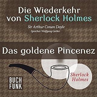 Das goldene Pincenez (Sherlock Holmes - Das Original) Titelbild