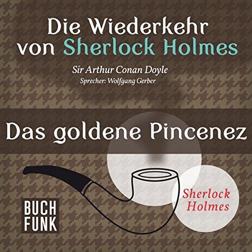 Das goldene Pincenez Titelbild