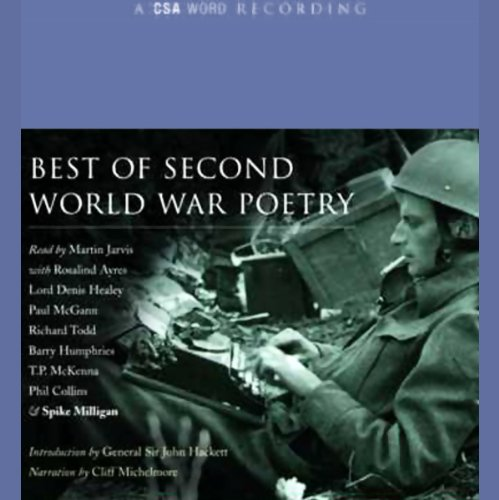 Best of Second World War Poetry cover art