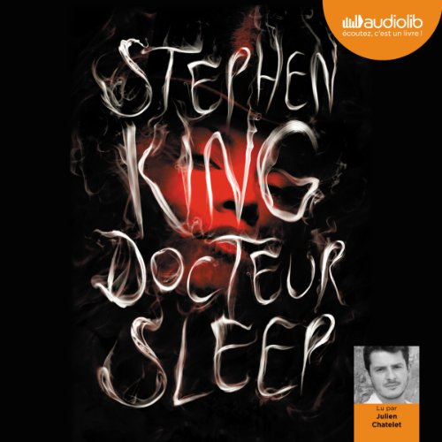 Docteur Sleep audiobook cover art