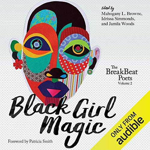 Black Girl Magic audiobook cover art