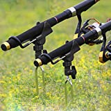Coolnice Rod Holders for Bank Fishing - 2 Pack