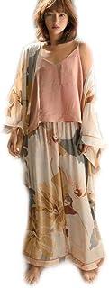 Attractive Printed Design May Twenty Collection Womens Pajamas Set Sleepwear Fashionable Nightie Dress