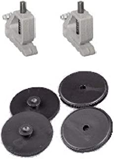 Rexel Replacement Punch Pins and Disks for HD2300X Punch (2 Punch Pins, 4 Punch Disks)