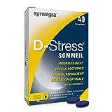 D-Stress SOMMEIL À base de pavot de Californie et de magnésium Agit contre les réveils nocturnes