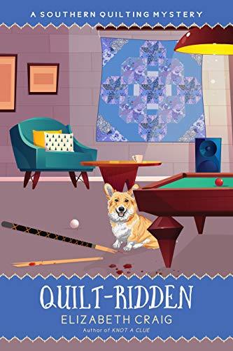 Quilt-Ridden by [Elizabeth  Craig]