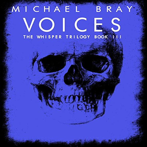 Voices audiobook cover art