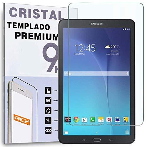 REY Protector de Pantalla para Samsung Galaxy Tab E 9.7