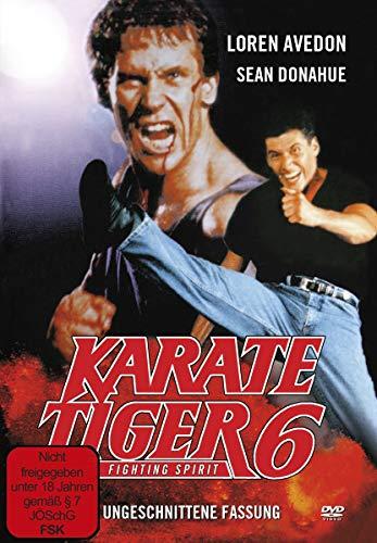 Karate Tiger 6