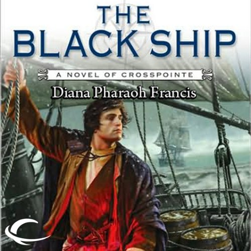 The Black Ship audiobook cover art