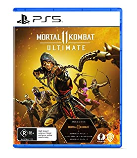 Mortal Kombat 11 Ultimate - PlayStation 5 (B08LW7WRHX)   Amazon price tracker / tracking, Amazon price history charts, Amazon price watches, Amazon price drop alerts