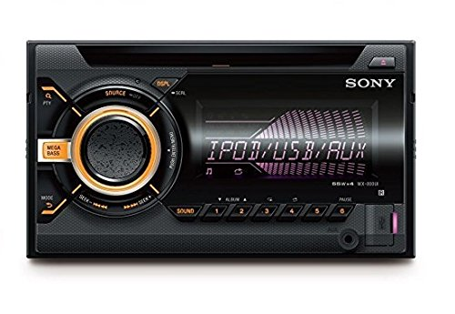 Sony WX900BT.EUR - Reproductor de CD/MP3 para coche (tamaño 2DIN,...