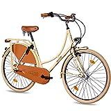 Bicicleta urbana KCP de 28 pulgadas para mujer, con cambio de buje Shimano Nexus de 3 velocidades, dinamo de buje Shimano Shimano de buje y freno de contrapedal