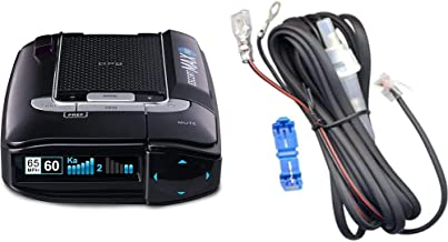 $519 » ESCORT MAX360 Laser Radar Detector & Direct Wire Power Cord for Radar and Laser Detectors