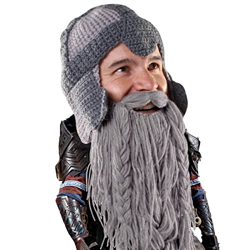 Dwarven Beard Hat For Gimli Fans