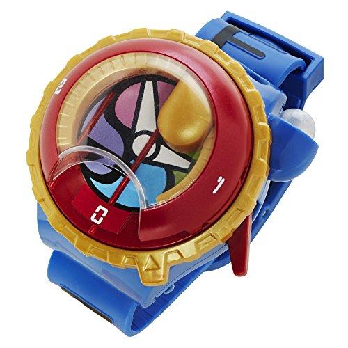 Yokai Watch - Reloj Temporada 2, versión multilingüe (Hasbro B7496EU6)