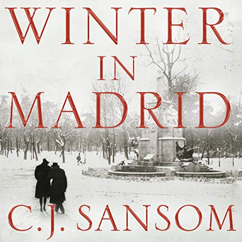 Winter in Madrid  By  cover art