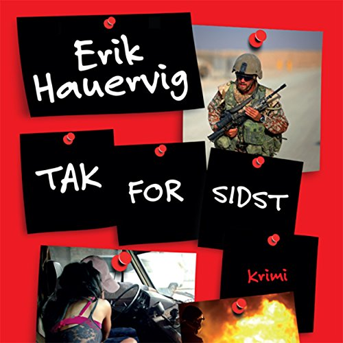 Couverture de Tak for sidst