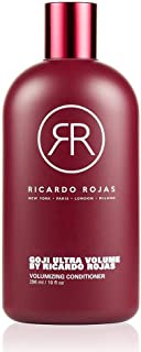 Ricardo Rojas Haircare Goji Ultra Volume Conditioner   Antioxidant Infused   Strengthens Hair and Scalp   Weightless Formu...