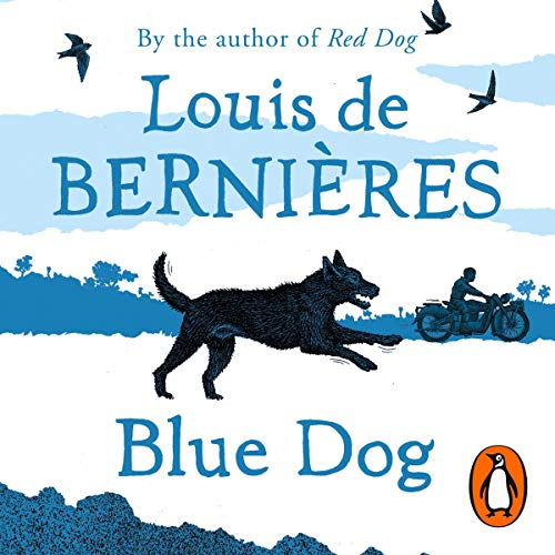 Blue Dog cover art