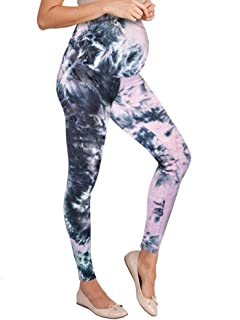 HyBrid & Company Women's Super Comfy Maternity Leggings Made in USA