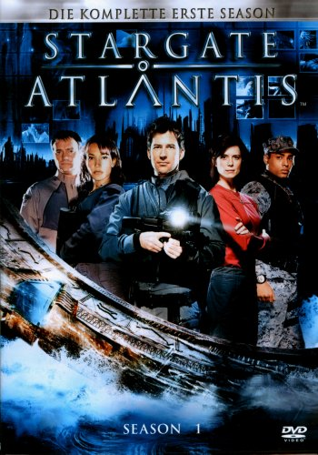 Stargate Atlantis - Season 1 [5 DVDs]