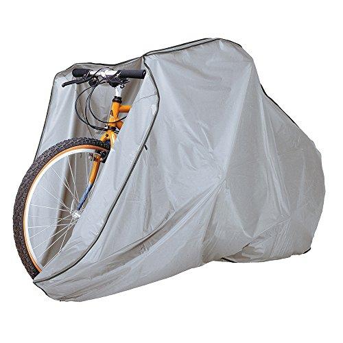 Rayen 6332.50 Copribici per ogni tipo di bicicletta, Grigio, 190 x 115 x 64 cm