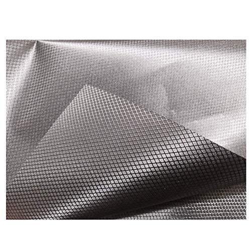 PHBSF Faraday Fabric-emi RFID Shielding Earth Ground-Block WiFi/RF Anti-Radiation Grado Militar para Ondas De Radio, Microondas Y Otros Campos Electromagnéticos 43'de Ancho(Size:1.1 * 0.5m)