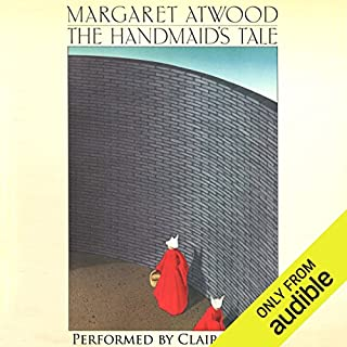 The Handmaid's Tale                   Written by:                                                                                                                                 Margaret Atwood                               Narrated by:                                                                                                                                 Claire Danes                      Length: 11 hrs and 1 min     136 ratings     Overall 4.5
