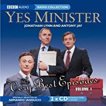 Yes Minister the Very Best Episodes by Antony Jay (October 03,2005)